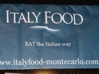 L'Italia al Monte-Carlo Gastronomie