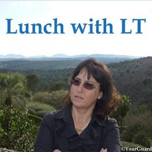 Lunch with LT