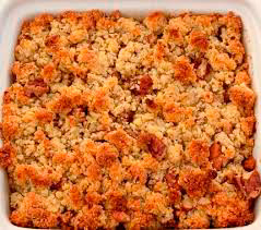 if apple crumble in french