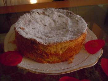 Santiago Cake Italy Food