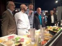Le Plat de la Paix créé par le Chef Massimo Guzzone pour ItalyFood